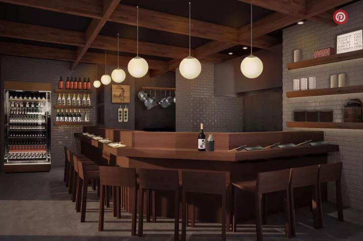 New Sushi Restaurant In La Jolla