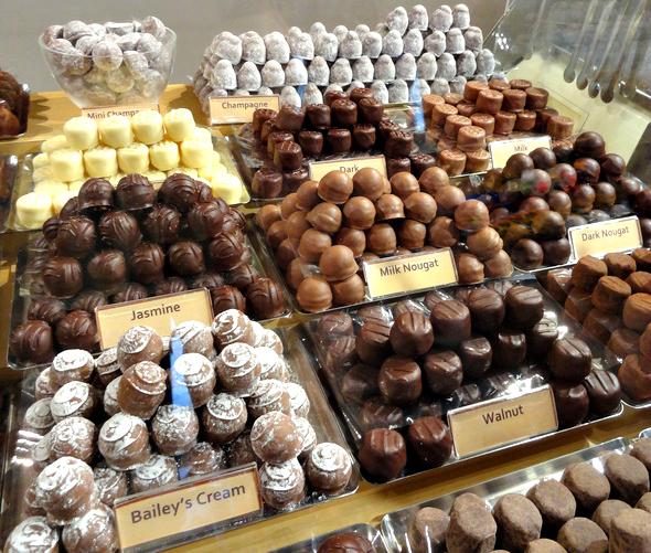 Soothe Your Sweet Tooth at La Jolla's New Teuscher Chocolatier