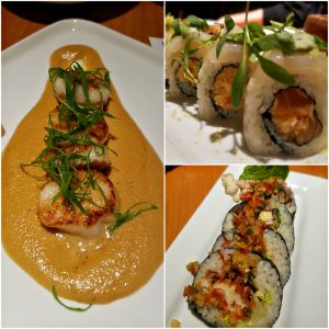 New Sushi Restaurant La Jolla