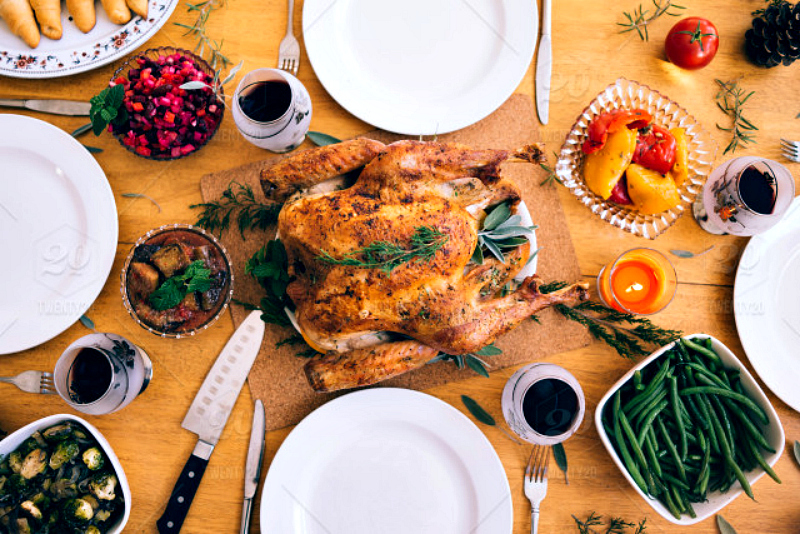 Where to Have Thanksgiving Dinner in La Jolla