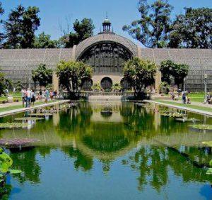 Balboa Park has mountain biking trails