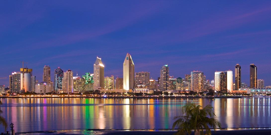 As Melhores Vistas em San Diego