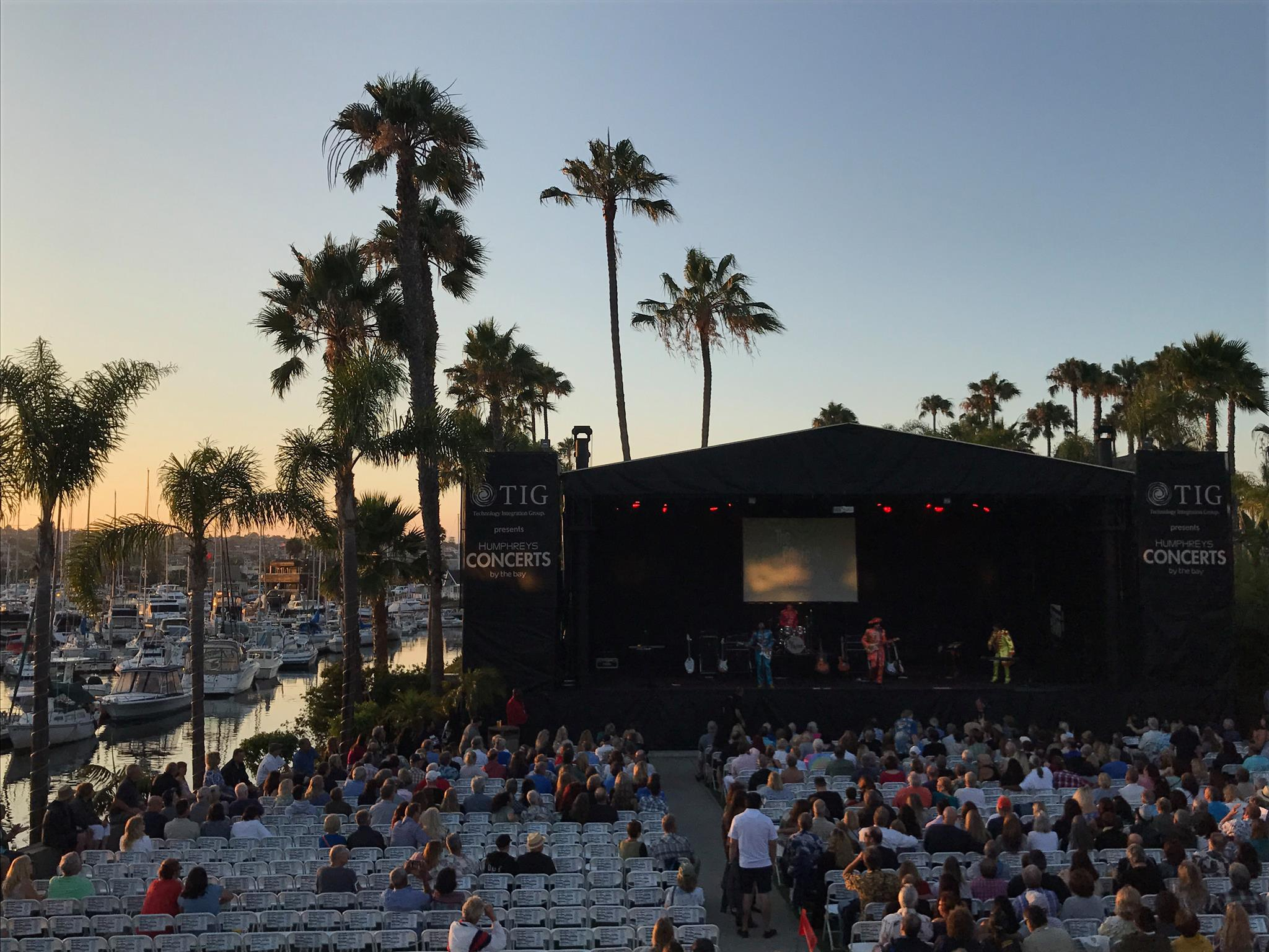 The Best San Diego Concert Venues Lajolla Com