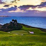 Torrey Pines Golf Course in La Jolla, home of Farmers Insurance Open