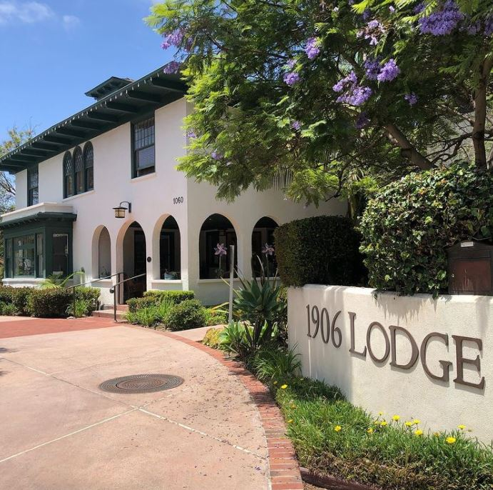 1906 Lodge in San Diego, California