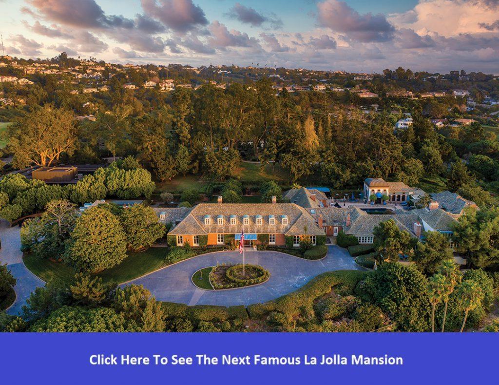 FoxHill Mansion Near La Jolla Country Club
