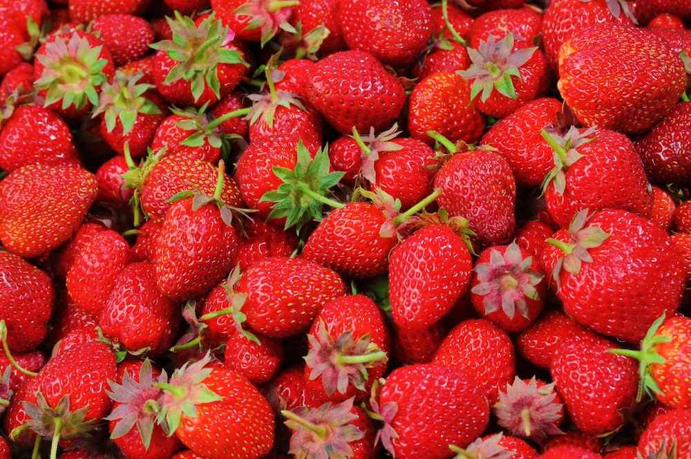 Carlsbad strawberries