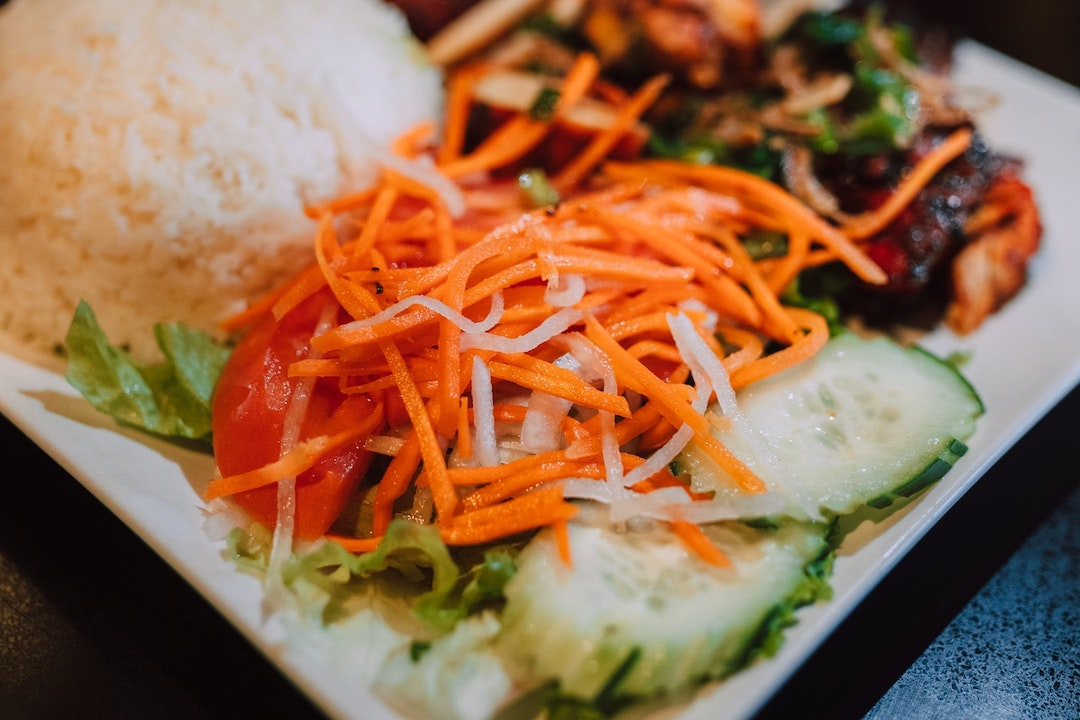 Thai food in La Jolla