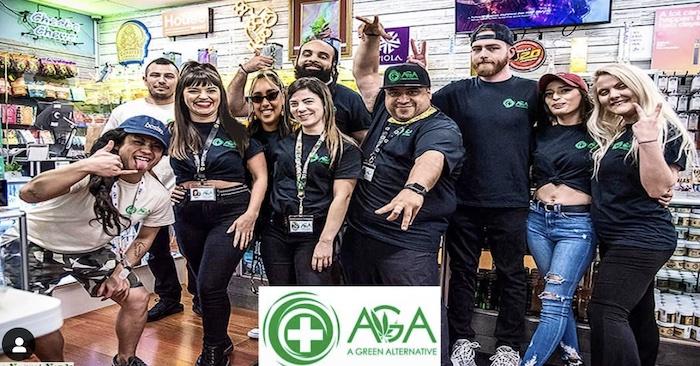 Staff of A Green Alternative in San Diego