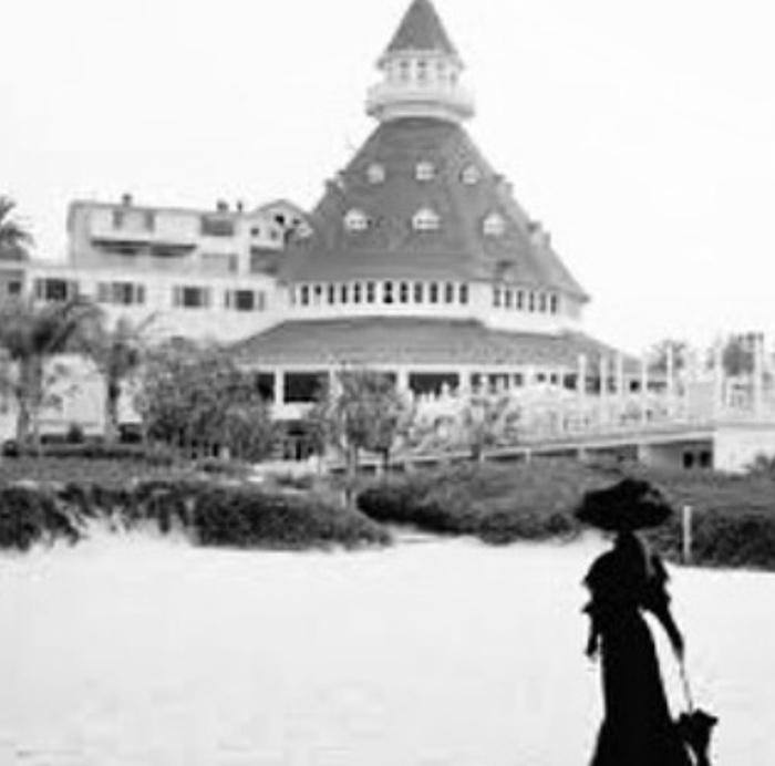 Kate Morgan at Hotel Del Coronado