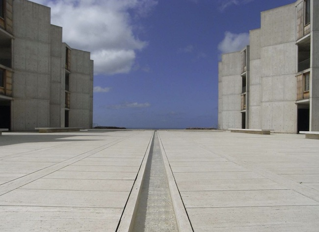 The Salk Institute in San Diego
