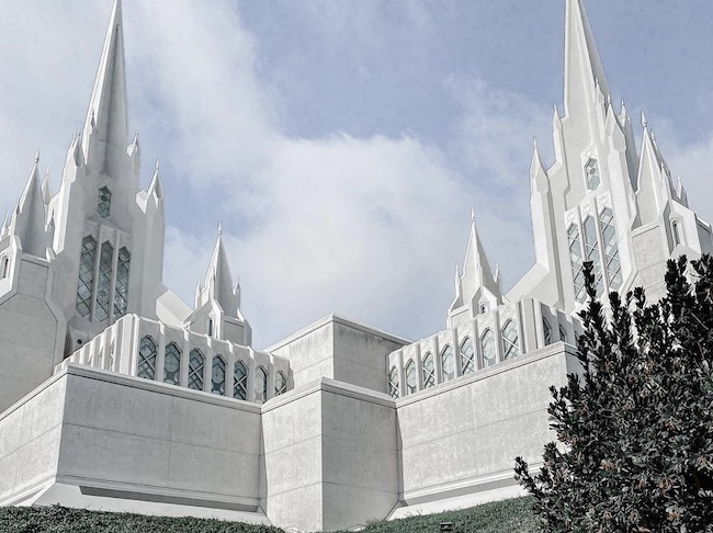 The San Diego California Temple