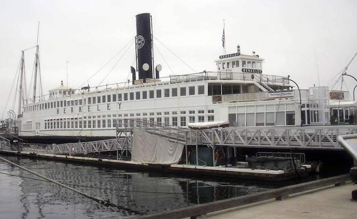 The Steam Ferry Berkeley