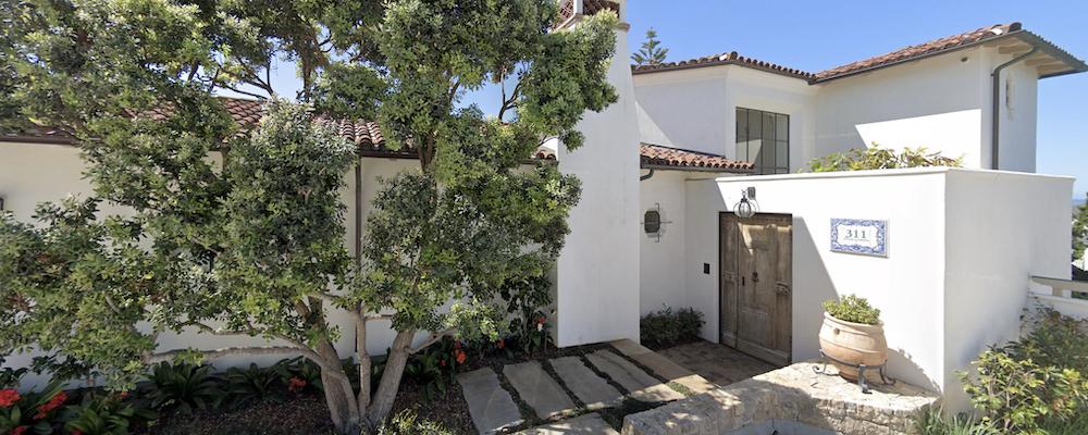 Mitt Romney's house in La Jolla