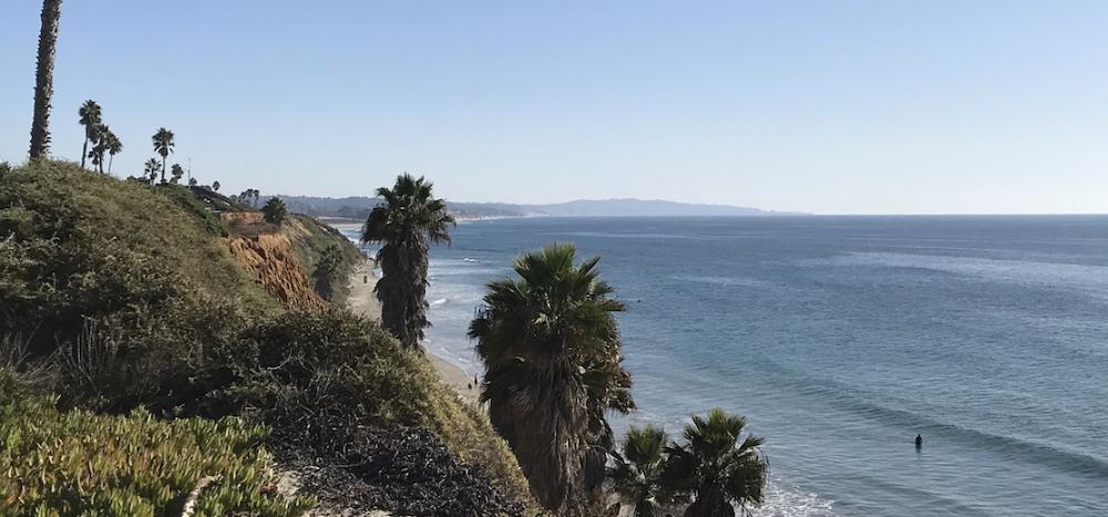 San Diego weather in November