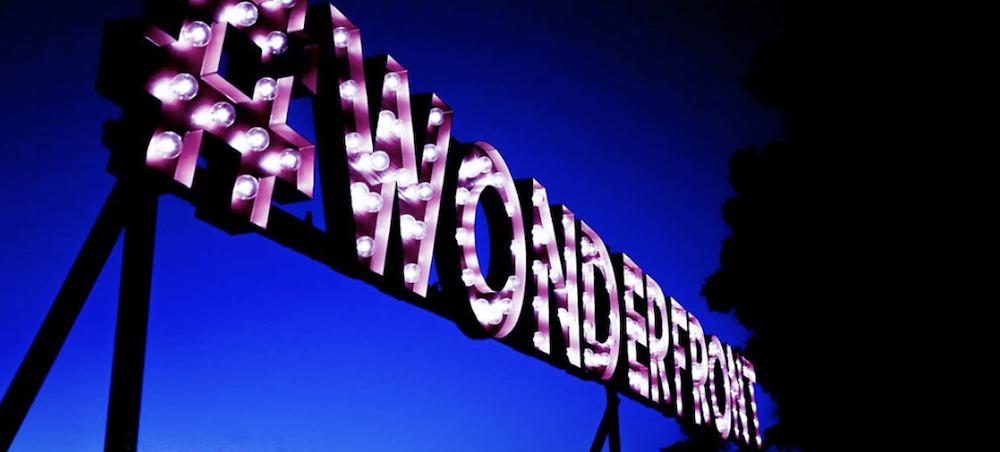 Wonderfront Festival in San Diego